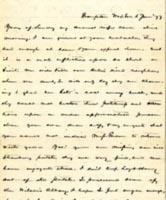 Lane family letter